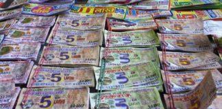 Man Wins Friend's Lottery